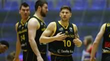 Два українські клуби виступлять у груповому етапі Кубка Європи ФІБА наступного сезону