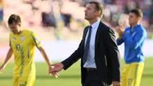 Шевченко оголосив склад збірної України на матчі з Швейцарією та Іспанією