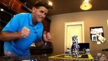 """Покерні фішки потрапили до """"Книги рекордів Гіннеса"""": відео"""