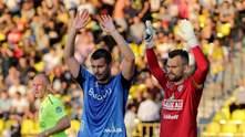 У Білорусі перенесли всі футбольні матчі, під загрозою поєдинок українців у Лізі чемпіонів
