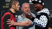 Хабиб рассказал, готов ли рискнуть контрактом с UFC ради боя с Мейвезером