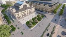 Бессарабскую площадь в Киеве хотят реконструировать: фото масштабного проекта