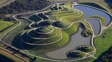 Унікальний Сад космічних роздумів у Шотландії: цікаві факти