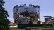 В виде блестящей салатницы: в Роттердаме появится масштабное депо-музей – фото