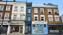 В Лондоні виставили на продаж будинок шириною в півтори метра – неймовірні фото