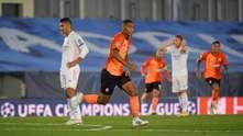 Лига чемпионов: результаты матчей и видео голов 21 октября