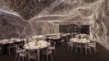 """Побувати у невагомості: в Мексиці відкрили кафе за мотивами """"Інтерстеллара"""" – фото інтер'єру"""