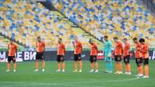 Украина сохранила за собой 11-е место в рейтинге коэффициентов УЕФА