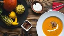 6 причин полюбить блюда из тыквы
