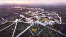 Кремнієва долина по-китайськи: на півдні країни побудують технологічне місто – фото проєкту