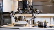 Готовит до 5 000 блюд: британская компания представила робота-кухню – видео, сколько стоит