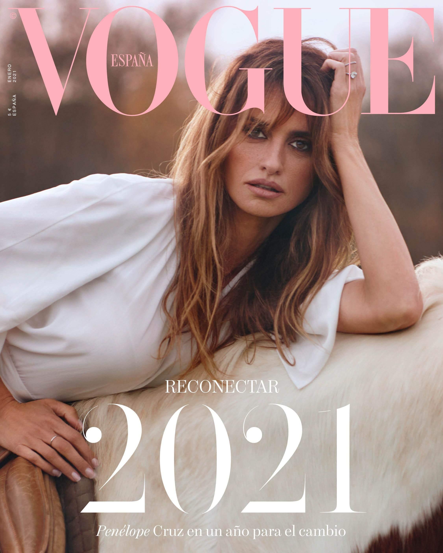 Пенелопа Крус для Vogue Spain
