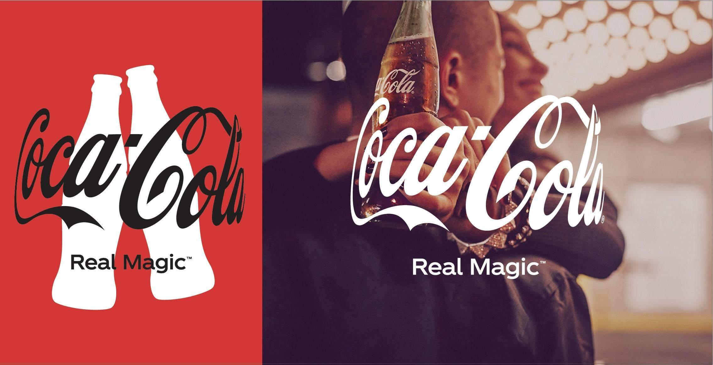 Компанія Coca-Cola представила новий логотип