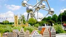 Брюссель - місто, де гармонійно поєдналися минуле та сучасність