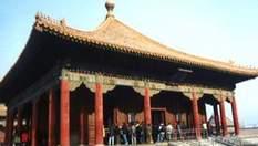 Пекін - це набір правильних квадратів та прямокутників