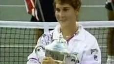 Моніка Селеш - зірка жіночого тенісу