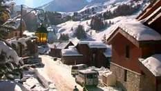 Ла-Плань: за 50 євро Вас навчать стояти на лижах
