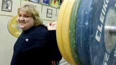 Ольга Коробка - одна із найсильніших жінок Європи