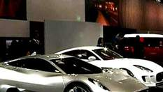 Индийский автосалон порадовал новинками для богачей