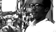 """Артур Эш - первый и единственный чернокожий триумфатор """"Grand Slam"""""""