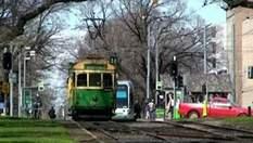 За $4 Ви дістанетеся трамваєм будь-якої частини Мельбурна