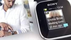 """Sony випустили """"розумний"""" годинникофон"""