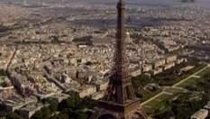 Париж - Собор Парижской Богоматери, Лувр, Эйфелева башня