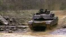 Танк M1 Abrams - один із найдосконаліших серед сучасних бойових машин