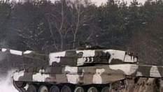 Танк Leopard 2 - основний бойовий танк Німеччини