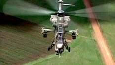 Гелікоптер AH-2 Rooivalk - основний бойовий вертоліт Збройних сил Південної Африки