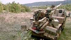 Caesar САУ - самохідна артилерійська установка