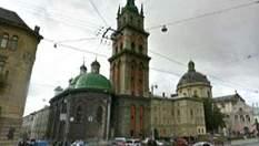 Украина появилась в Google Street View
