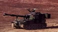 Американська самохідна артилерійська установка М-109 - одна з наймасовіших та найкращих