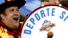 Маноло-барабанщик - Суперфан сборной Испании