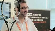 Французька компанія Babolat розробила першу у світі інтерактивну тенісну ракетку
