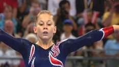 Гімнастка Шоун Джонсон покинула великий спорт, залишившись зіркою