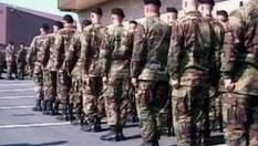 """Американські гвардійці - """"солдати на вікенд"""""""