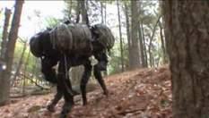 Big Dog - военный робот, похожий на живую собаку