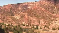 Мендоса - місто виноробства на підніжжі Анд