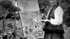 """Катерина Білокур – творець """"квіткового іконопису"""""""