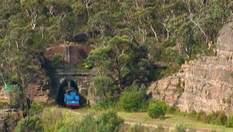 Голубые горы - туристическая изюминка Австралии