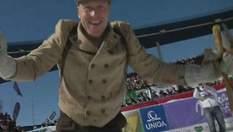 Дидье Кюш - лыжник, у которого горят глаза