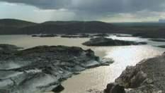 """Ватнайокутль - ледник, который """"дружит"""" с вулканами"""