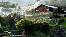 Швейцария - высокогорная экологическая страна