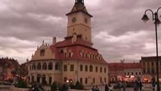 Брашов - румунське місто, яке належало німцям і носило ім'я Сталіна