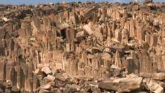 Пустеля Негев - осередок справжніх шедеврів природи