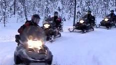 Сноумобілі: швидкісна подорож захопливими куточками Фінляндії