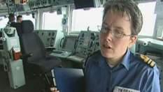 Зброяр на кораблі: навколо світу у пекельних умовах