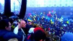 Интернет-пользователи распространяют идеи Евромайдана в сети