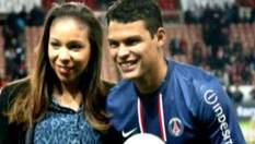 Звезды футбола. Один из лучших защитников в современном футболе - Тьягу Силва